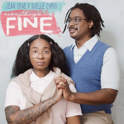 "Jean Grae & Quelle Chris, ""Everything's Fine"""