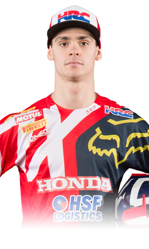 Gajser bounces back twice to claim 9th overall in the Netherlands