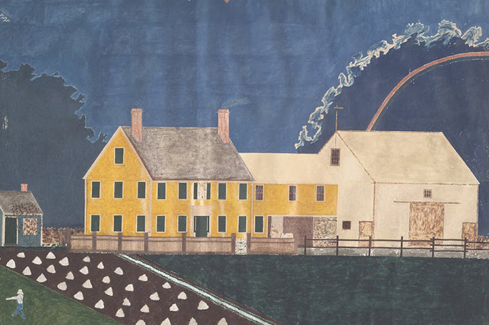 Collecting Stories: The Invention of Folk Art