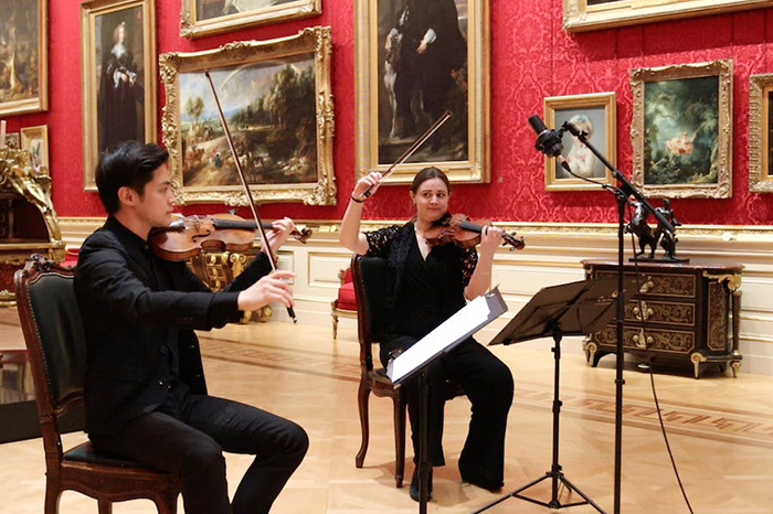 Orpheus Sinfonia at the Wallace Collection