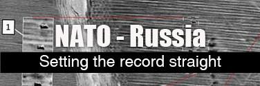 NATO-Russia : setting the record straight