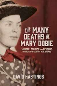 Many Deaths of Mary Dobie book cover