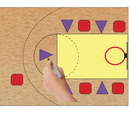 kinesthetic basketball